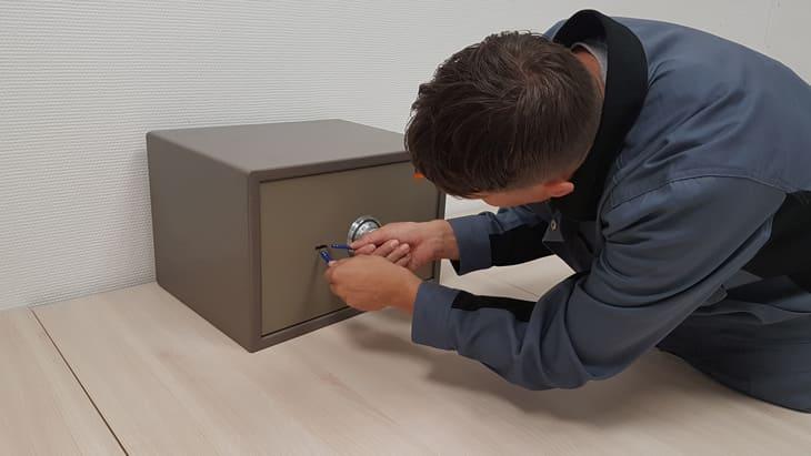 Вскрытие сейфов без повреждений